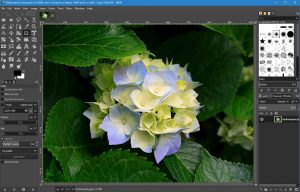 Aplikasi GIMP