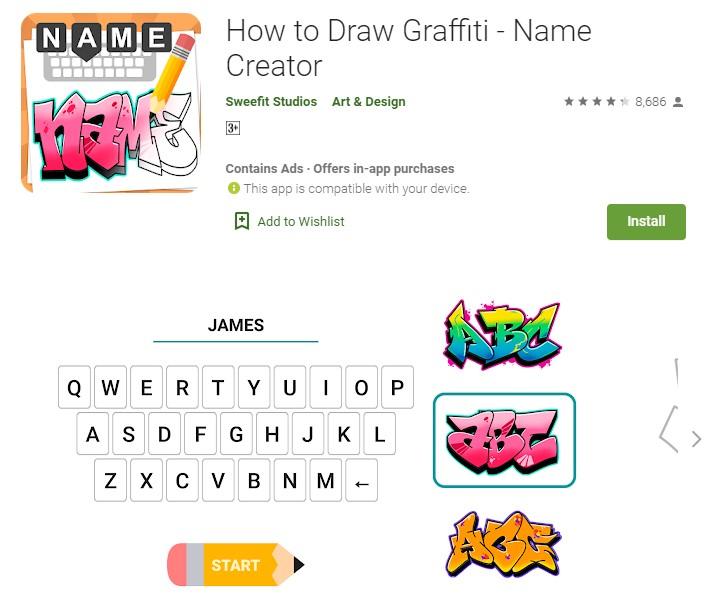 17 aplikasi graffiti android terbaik untuk pemula dan pro