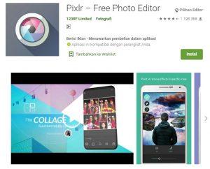 Aplikasi Pixlr