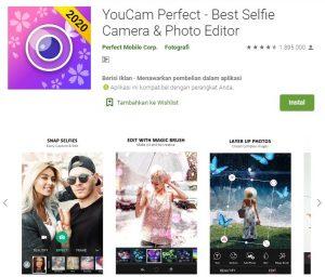 Aplikasi YouCam Perfect