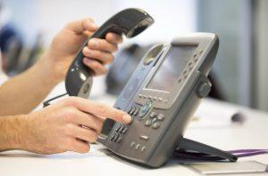 Cara Kerja Telepon