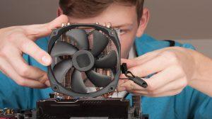 Periksa Overheat Processor