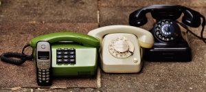 Perkembangan Telepon