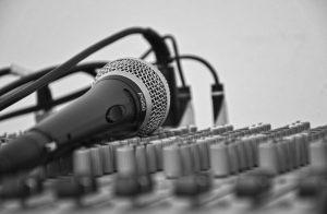 Sejarah Microphone