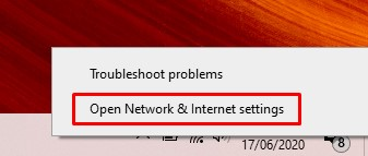cara mematikan update windows 10 via metered connection