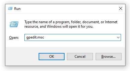mematikan auto update windows 10