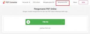 mengompres pdf