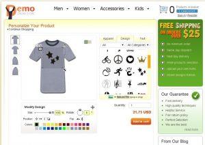 Aplikasi Craftshirt