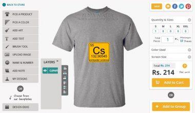Aplikasi Desain Baju PC