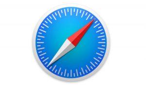 Browser Laptop Safari