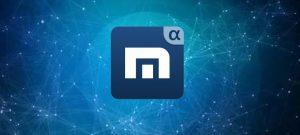 Browser Ringan PC Maxthon Cloud
