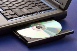 CD-ROM Laptop