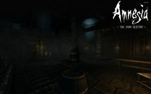 Game Amnesia The Dark Descent