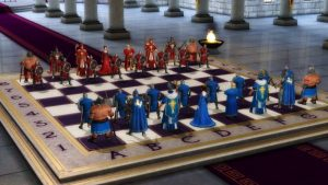 Game Battle Chess - Game of Kings