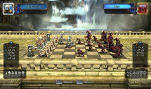 Game Battle Vs Chess