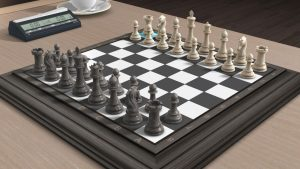 Game Real Chess 3D