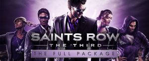 Game Saint Row - The Third