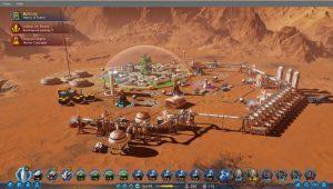 Game Surviving Mars