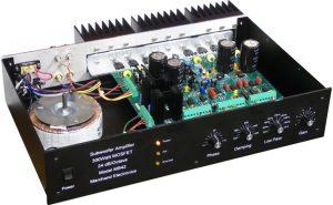 Komponen Penyusun Amplifier