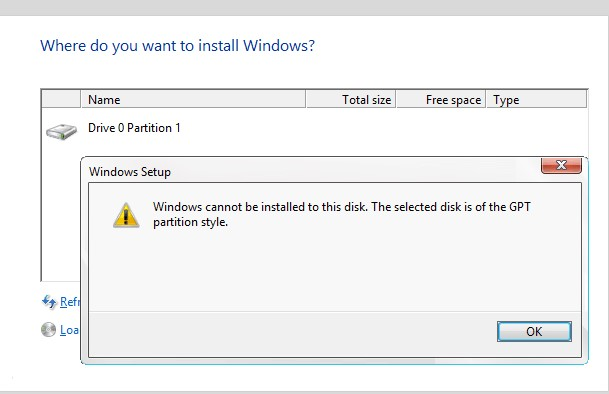 √ Cara Mengatasi windows cannot be installed to this disk ...