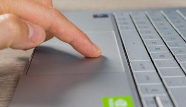 Touchpad tidak berfungsi